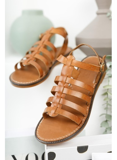 Muggo Sandalet Taba